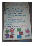 Retell the Story Poem Anchor Chart