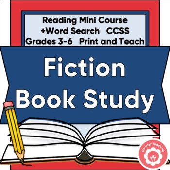Fiction Mini-Course: Genre Study And Book Report