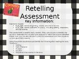 Retelling Assessment - Corduroy