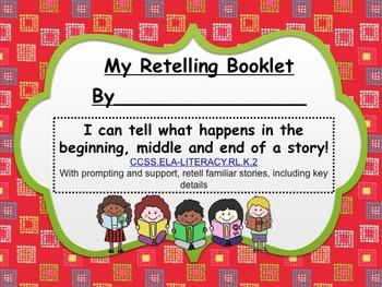 Retelling Booklet