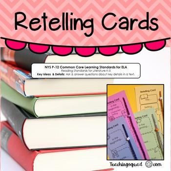 Retelling Cards