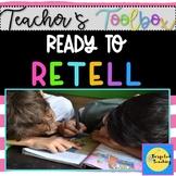 Retelling,Central Message Resource~Kindergarten, 1st Grade~Story Elements