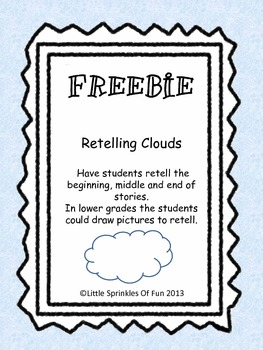 Retelling Clouds