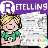 Retelling Stories Distance Learning