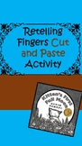 Retelling Cut and Paste Activity with Book Pictures