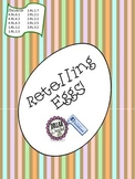 Retelling Eggs (A Differentiatied Spring Activity)