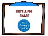 Retelling Game - A FREEBIE