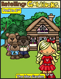 Retelling - Goldilocks and the Three Bears (Pre-K to Second)