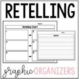 Retelling Graphic Organizers