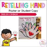 Retelling Hand-Anchor in English & Spanish