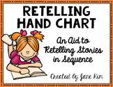 Retelling Hand Chart: Story Retelling