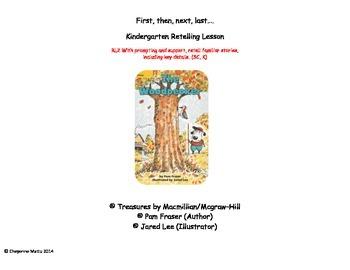 Retelling - Kindergarten (The Woodpecker)