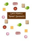 Retelling: Make a Retell Sandwich
