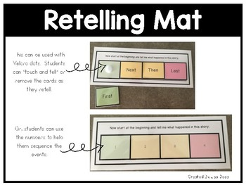 Retelling Mat