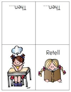 Retelling Mini Books