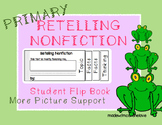 Retelling Nonfiction Flip Book {Primary}