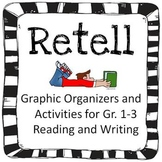 Retelling Package for Primary Grades - Reading and Writing