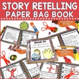 Retelling Paper Bag Book for Primary Readers