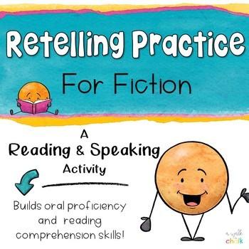 Retelling Practice for Fiction