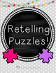Retelling Puzzles version 2 - Reading Street 2013 Edition - Grade 3