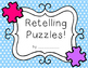 Retelling Puzzles version 1 - Reading Street 2013 Edition - Grade 3