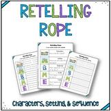 Retelling Rope - CCSS-Aligned to RL.K.2