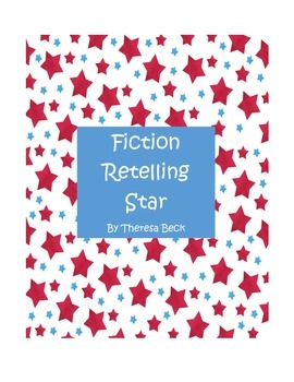 Retelling Star - Visual Questioning Aid
