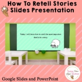 Retelling Stories | Distance Learning
