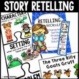 Retelling Stories Activities