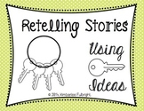 Retelling Stories with Key Details (Key Ring Activity)