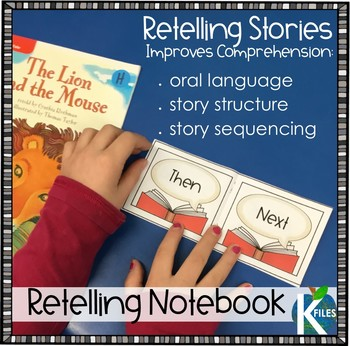 Retelling Story Book to Improve Reading Comprehension