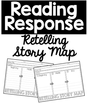 Retelling Story Map