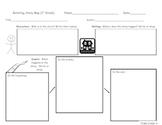 Retelling Story Map for 1st Grade