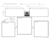 Retelling Story Map for 1st Grade