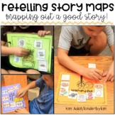 Retelling: Story Maps By Kim Adsit and Kimberly Jordano (kinderbykim)