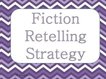 Retelling-Fiction Strategy Sheet