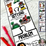 Retelling Stories Bookmarks FREE