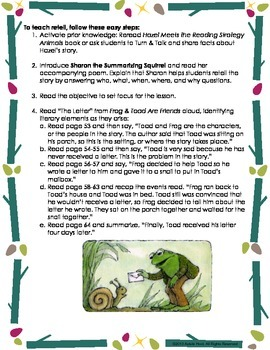 Retelling {Tell the Tale Tool}
