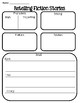Retelling Templates (Fiction, Non-Fiction, Mystery, Biography)