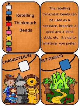 Retelling Thinkmark Beads