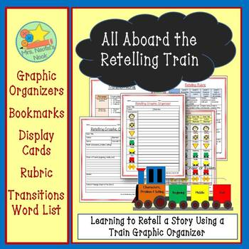 Retelling Graphic Organizers