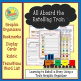 Retelling a Story Graphic Organizers and Rubric