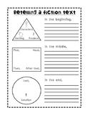 Retelling Worksheet
