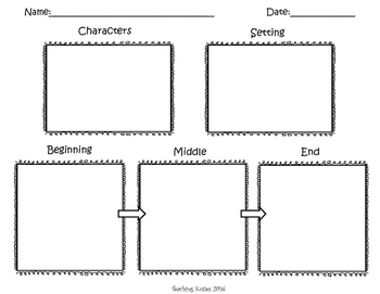 Retelling Worksheets