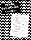 Retelling a Fiction Text Graphic Organizer