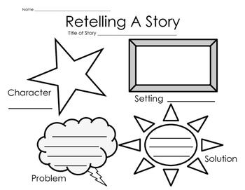 Retelling a Story FREE
