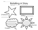 Retelling a Story FREE