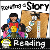Retelling a Story: Sticks, Prompts, and Posters