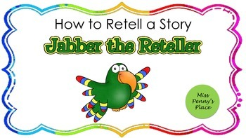 Retelling a Story With Jabber the Reteller