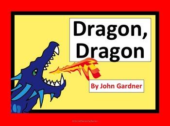 """Retelling and the Plot Mountain using """"Dragon, Dragon"""" by John Gardner"""